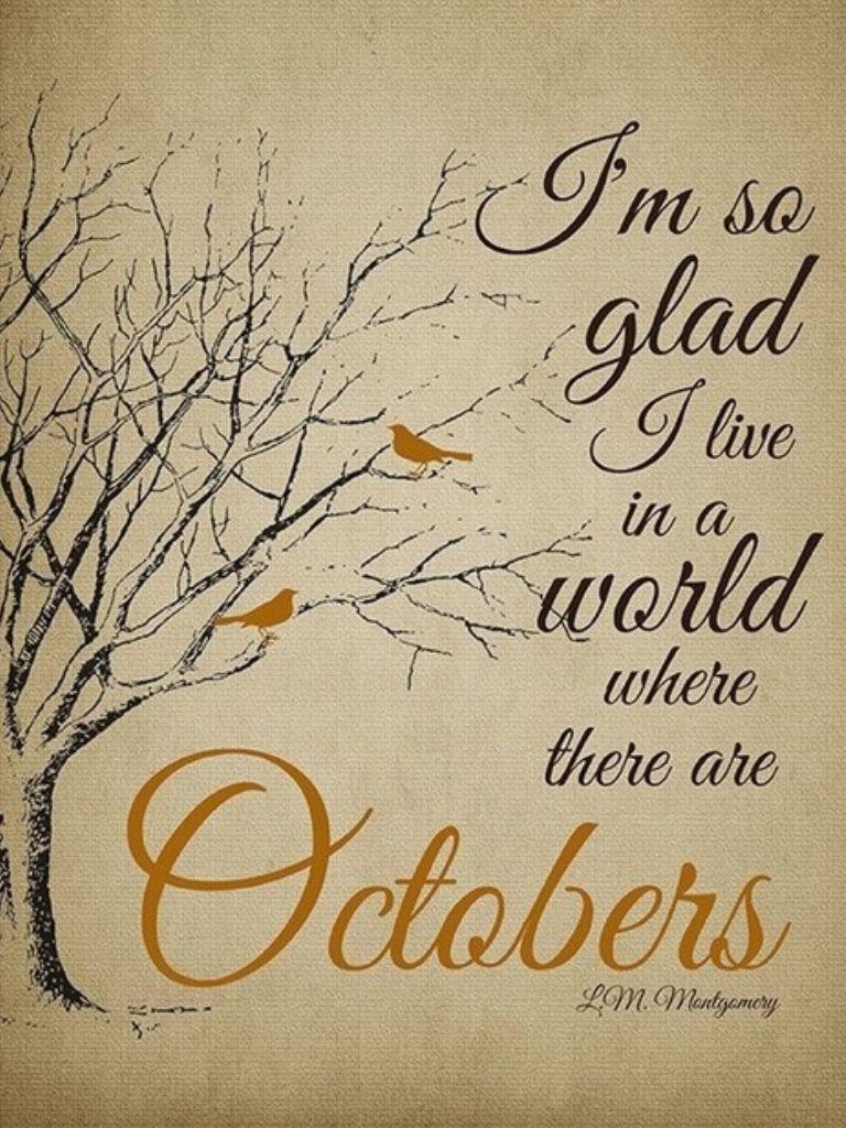 Amazing October Autumn Quotes And. QuotesGram