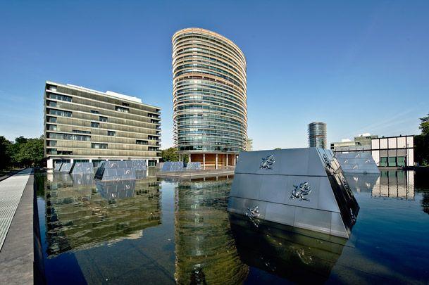 Kantorencomplex Belastingdienst / Office Complex Belastingdienst ( Neutelings Riedijk ) Apeldoorn