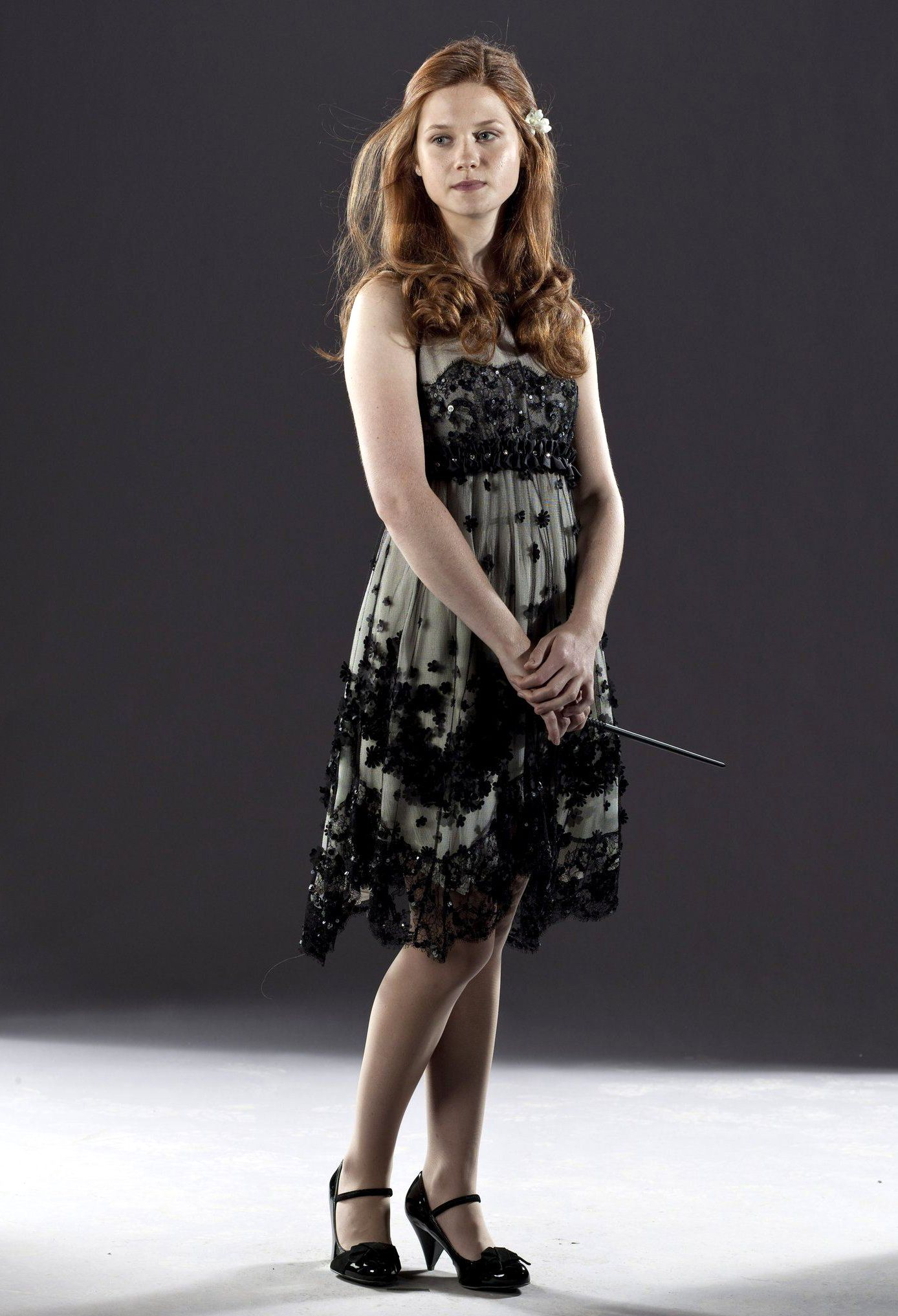 Ginny Weasley Bonnie Wright Harry Potter Film Harry Potter Kostum