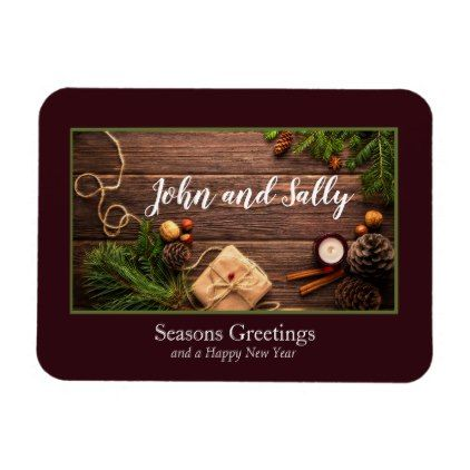 festive holiday gift photo