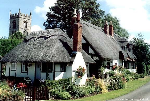 Welford-on-Avon, England