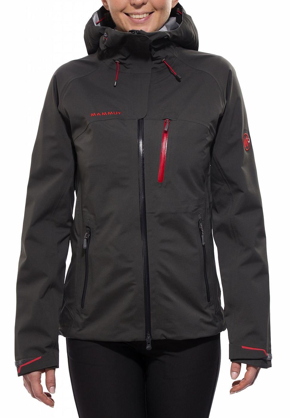 Mammut Kinderrucksack First Zip Polyester Otto Jacken Frauen Regenjacke Jacken