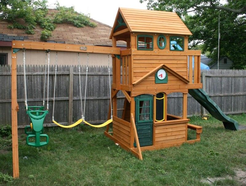 Cubby House Extensions