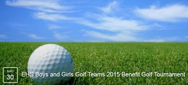 EHS Boys/Girls 4-Person Golf Scramble, Sat, May 30, 8a. Oak Brook Golf Club, Edwardsville, IL  https://www.facebook.com/events/1591036784496814/