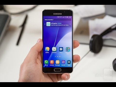 Samsung Galaxy A 2016 Official TVC - Samsung Official Video https://www.youtube.com/watch?v=ZmEH087IO3o