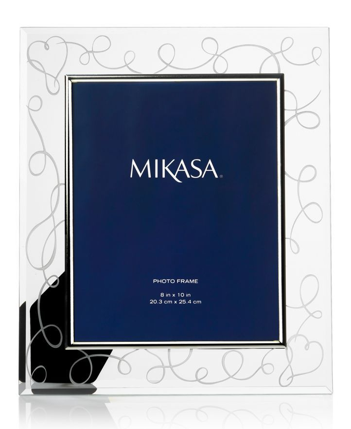 Mikasa Picture Frame, Love Story 8\