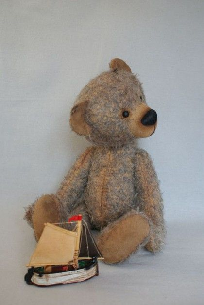 "Teddy Bears handmade.  Fair Masters - handmade.  Buy Author's collection Bear ""Timur"".  Handmade.  Sintepuh"