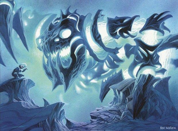 Image result for arcbound ravager mtg art