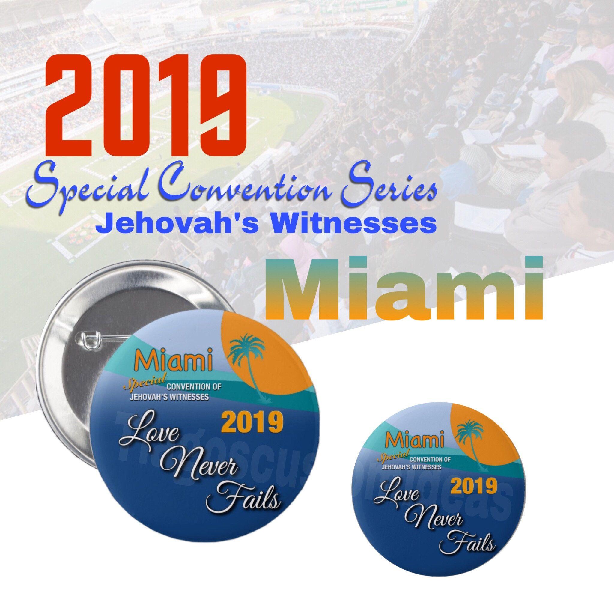 Top Five Jw2019 Miami Logo - Circus