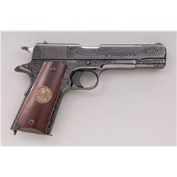 Alvin White Factory Engraved Deluxe Belleau Wood Commemorative Semi-Automatic PistolLoading that magazine is a pain! Get your Magazine speedloader today! http://www.amazon.com/shops/raeind