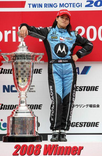 Danica Patrick Photo - Bridgestone Indy 300