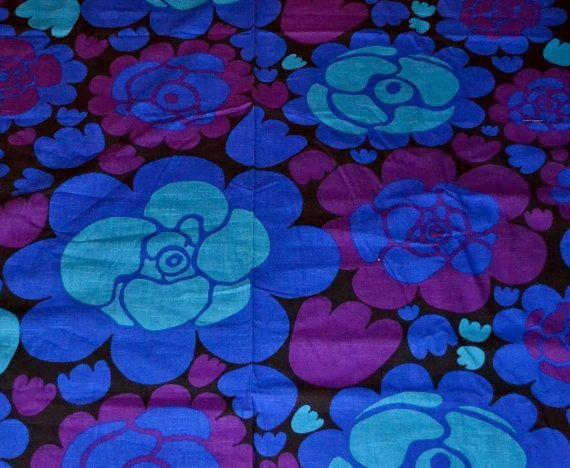 Nordic fabric Rapsodi design Ritva Wahlström