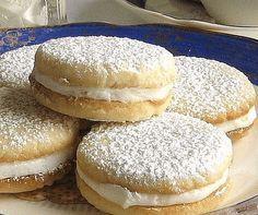 Photo of biscotti della sposa senza uova