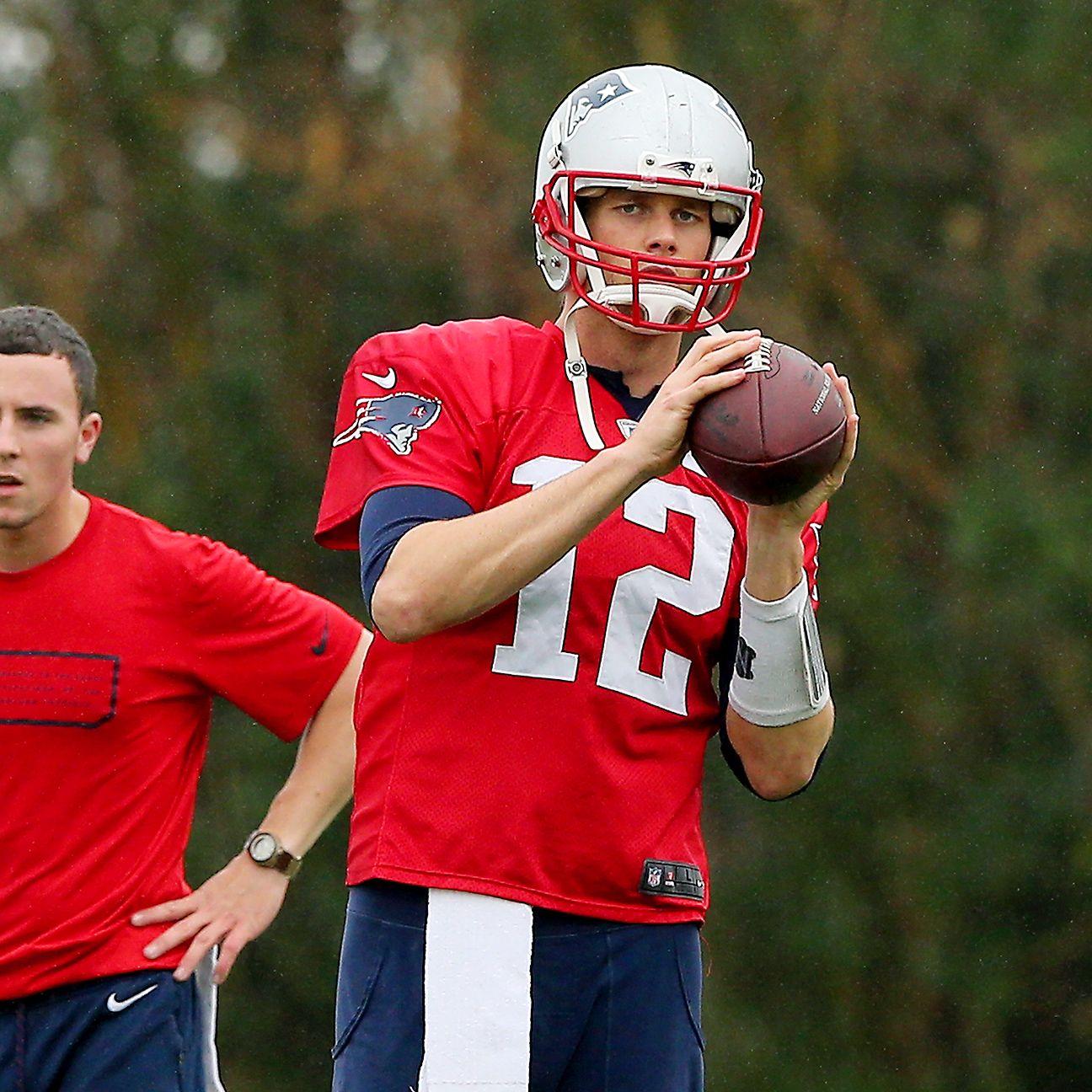 No Practice Monday At New England Patriots Training Camp