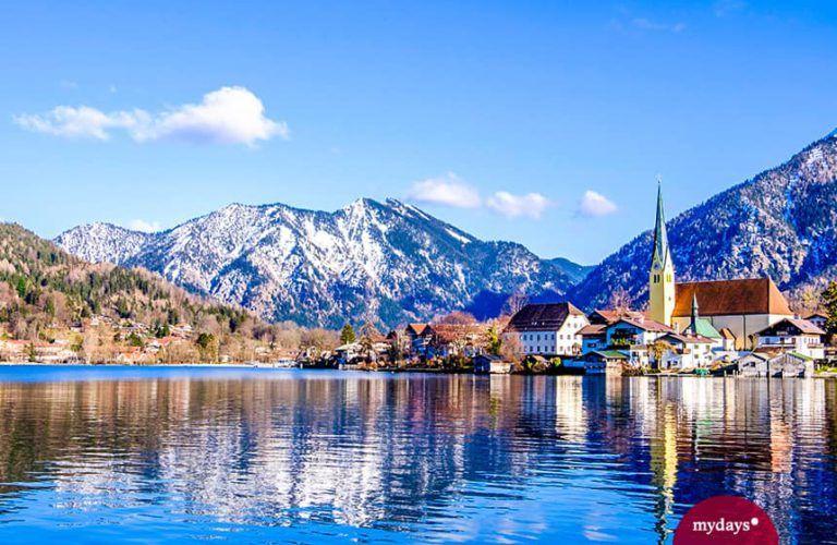 Jetzt entdecken Die schönsten Seen in Bayern Seen