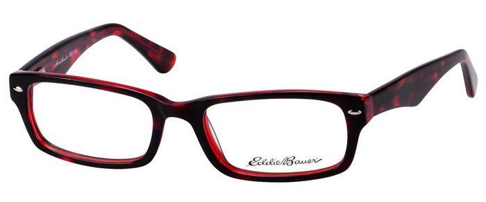 Eddie Bauer 8267 in Burgundy   Glasses   Pinterest   Glasses online ...