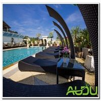 Audu Tailandia Sunny Hotel Resort Proyecto Piscina Silla