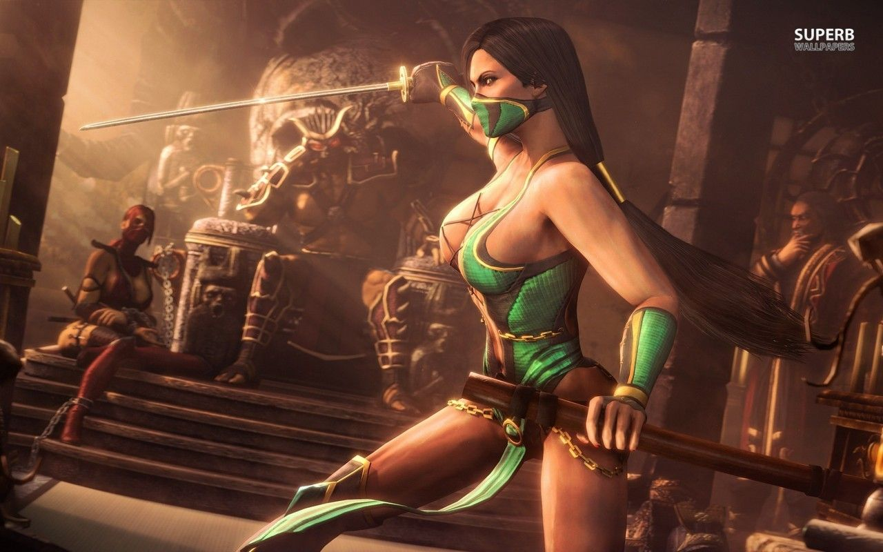 Jade Mortal Kombat Wallpaper Ninja Pinterest Jade Mortal