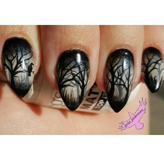 Photo of 22 Killer Skull Nail Art Design | Schonheit.info