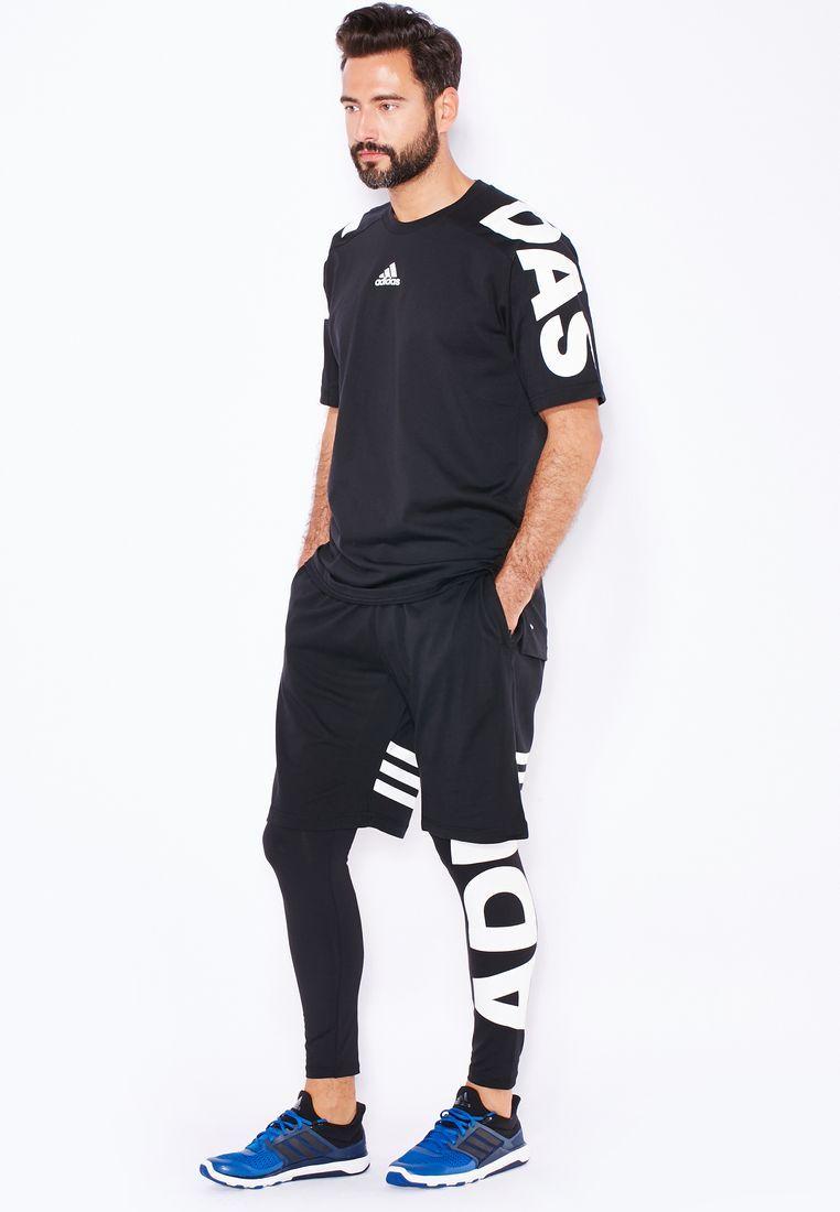 Adidas hombre  lineal ak1601 adidas pantalones 3stripes dos en uno
