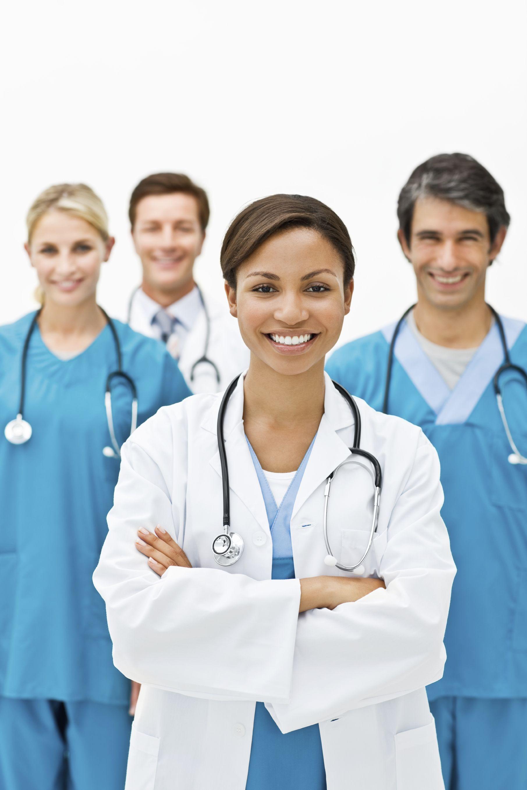 Single medical professionals