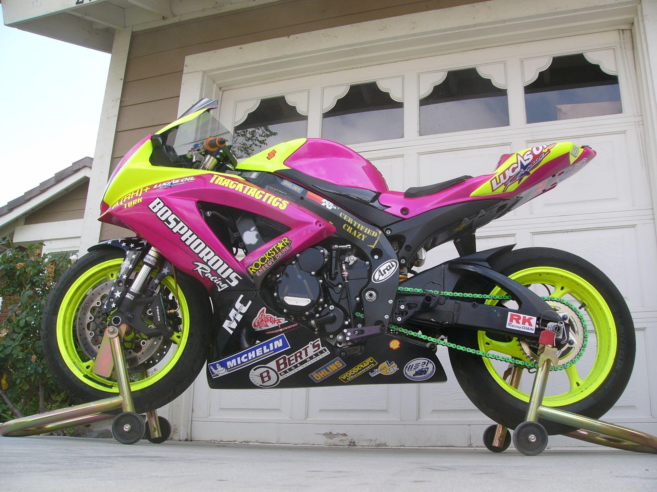 Pics Of Your Gixxer Race/ Track Bike. : Suzuki GSX R Motorcycle Forumsu2026