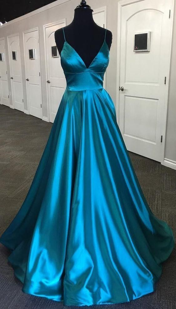Prom Dress 2020, Prom Dresses, Evening Dress, Dance Dress, Graduation School Party Gown, PC0337 - 2 / Red