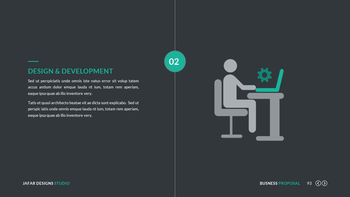 Business proposal powerpoint template business proposal proposals business proposal powerpoint template fbccfo Gallery