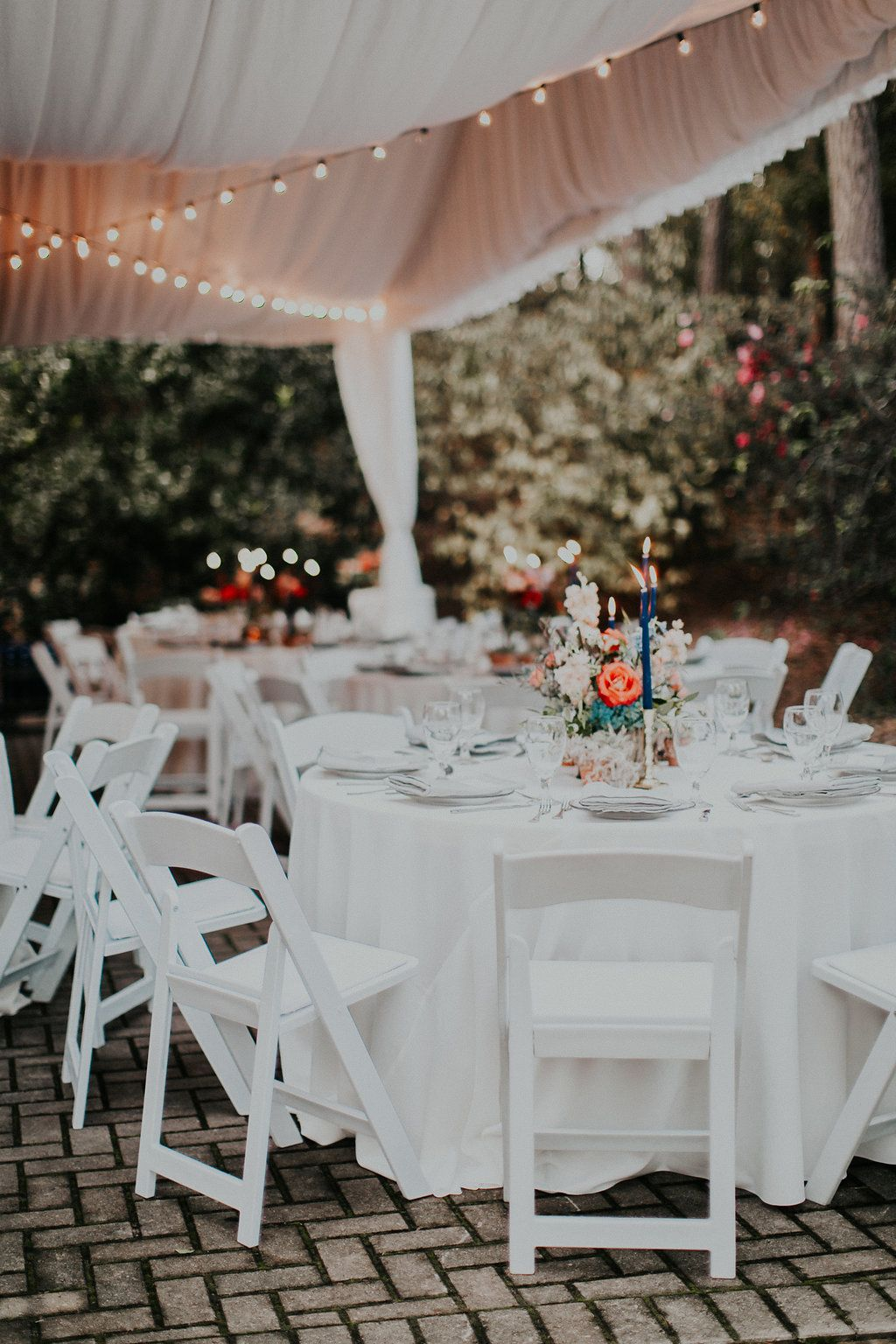 Outdoor garden rustic boho wedding in Birmingham, Alabama ...