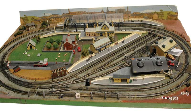 Kuvahaun Tulos Haulle Minitrix Layout Model Railway Track Plans
