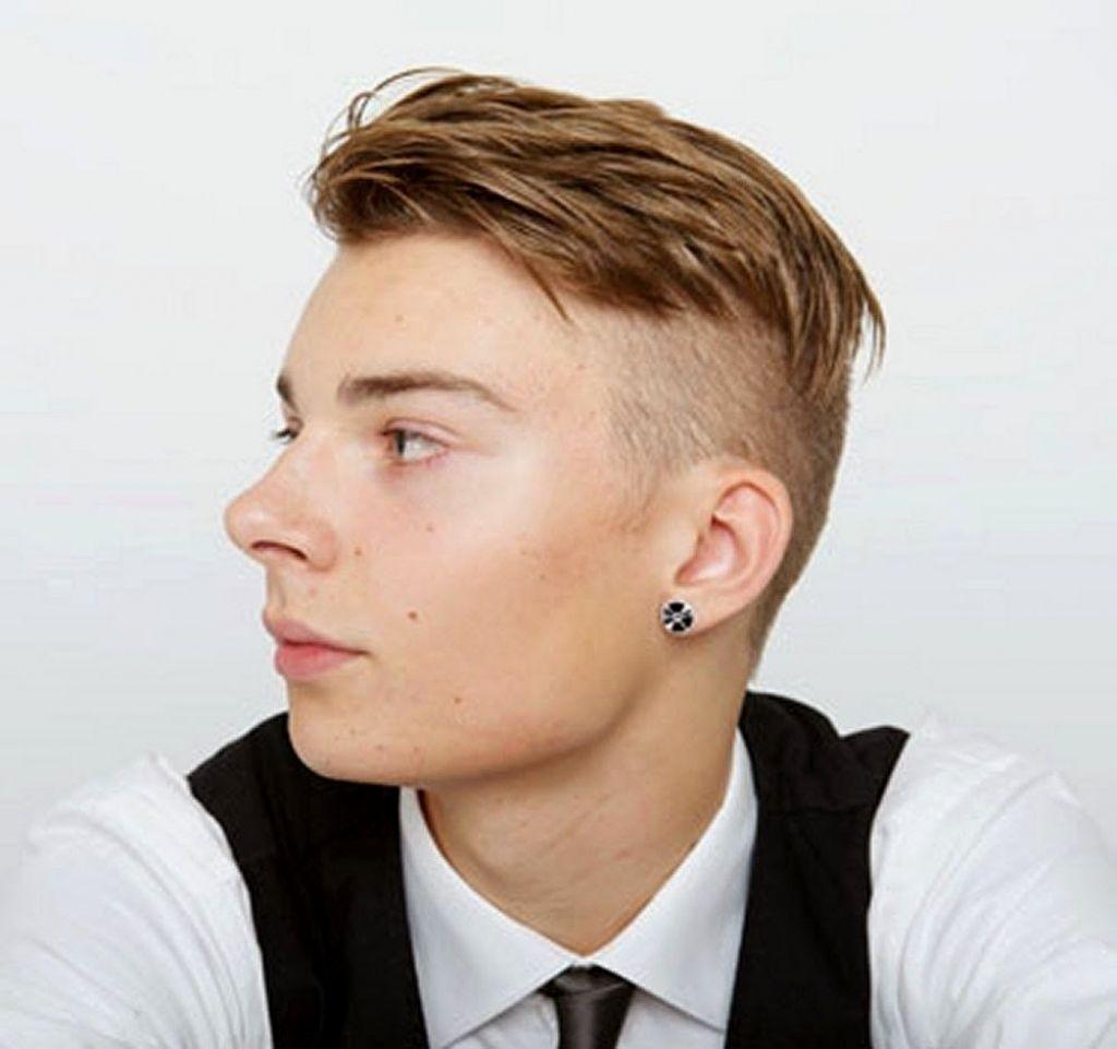 Frisuren Fur Blonde Jungs Yskgjt Com
