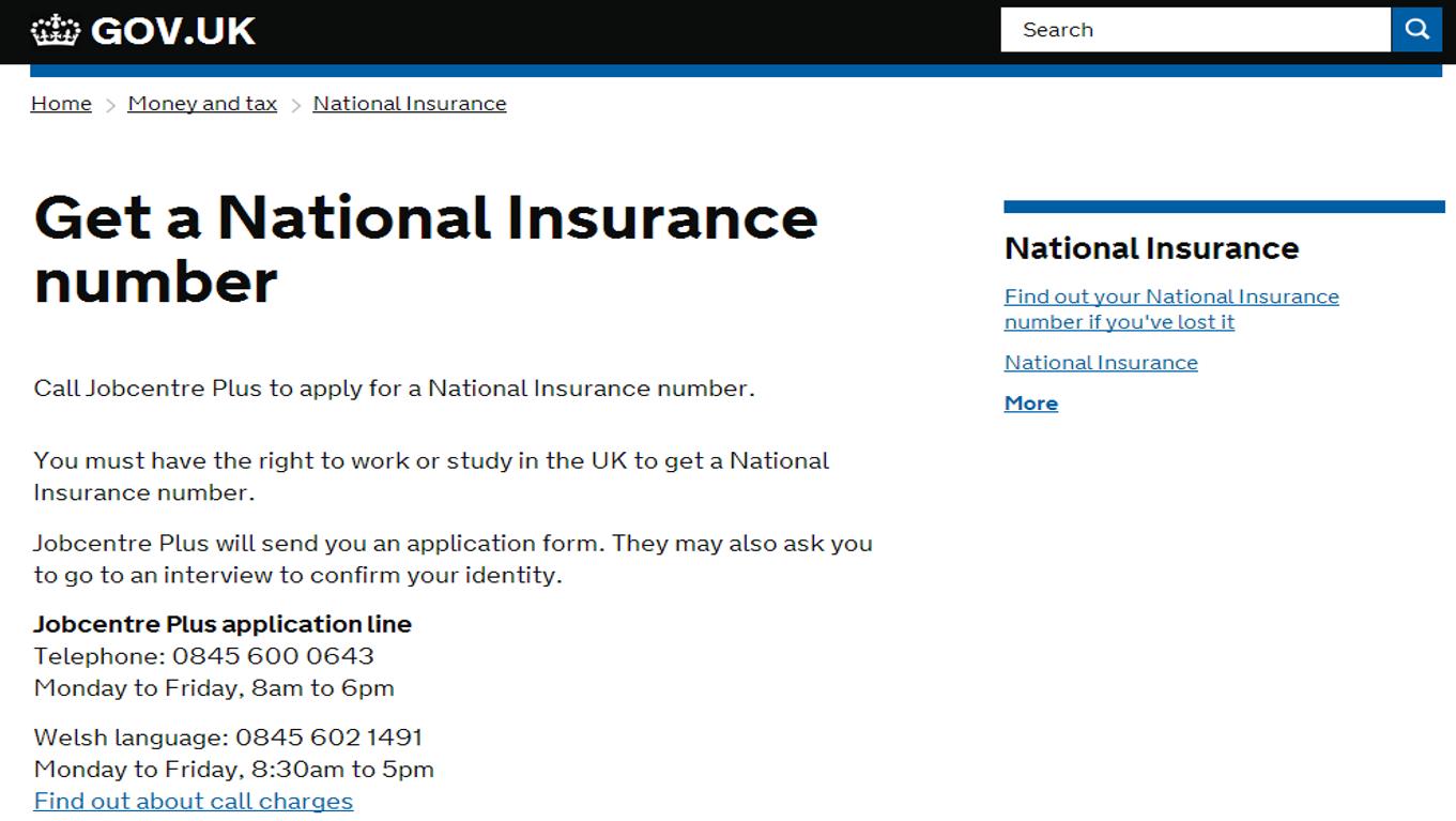 Acorn Insurance Number London