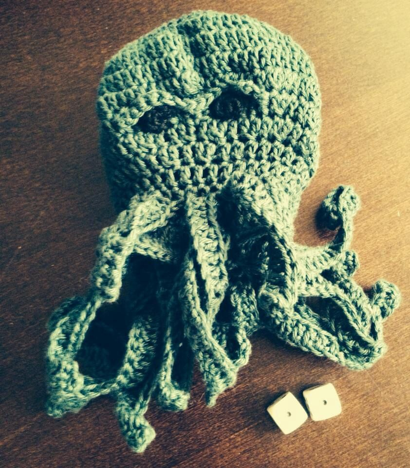 Cthulhu dice bag crochet pattern from httpgamingmommies cthulhu dice bag crochet pattern from httpgamingmommies bankloansurffo Choice Image