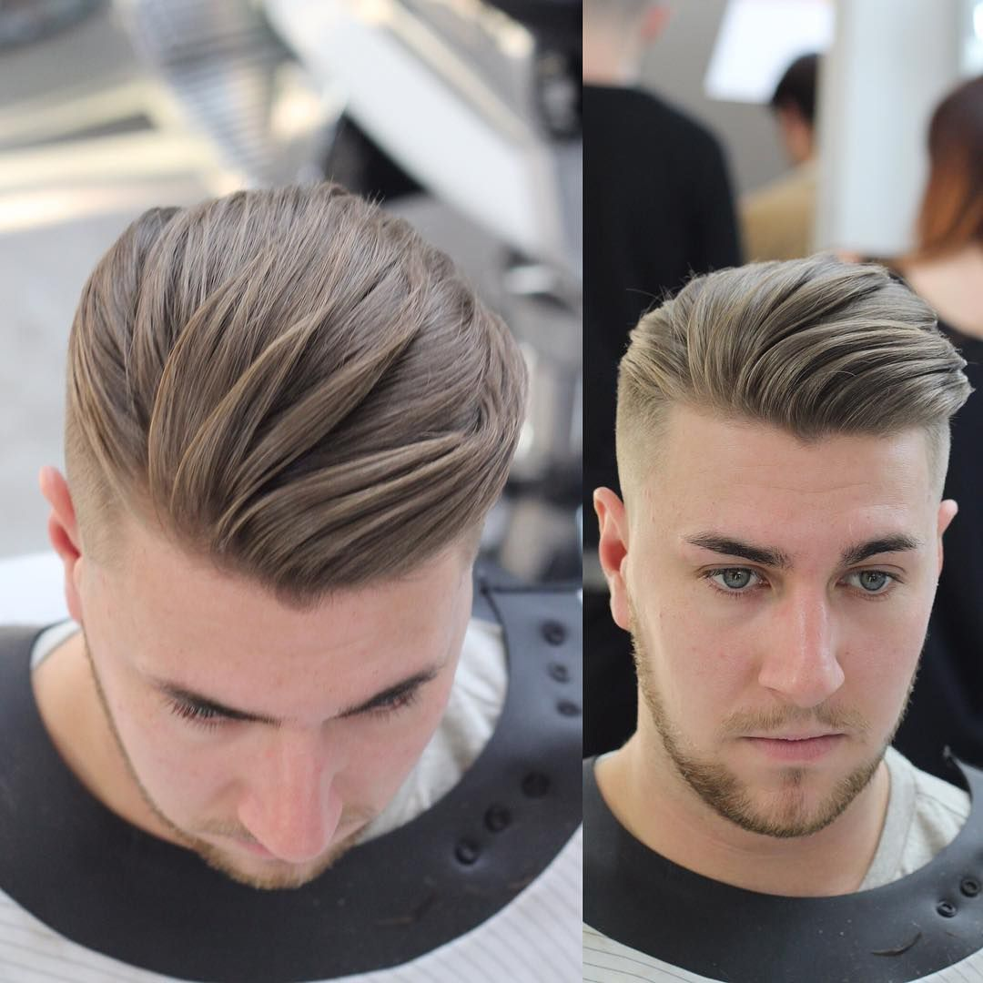 Boy hair style cutting alanbeak mens hairstyles  diyhairstyles  erkek saç