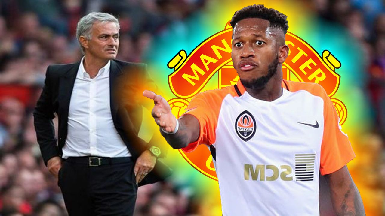 Man Utd Close To First Summer Signing As Mourinho Eyes Move For Fred Transfer News Now Mufc Summer Signs Transfer News Youtube