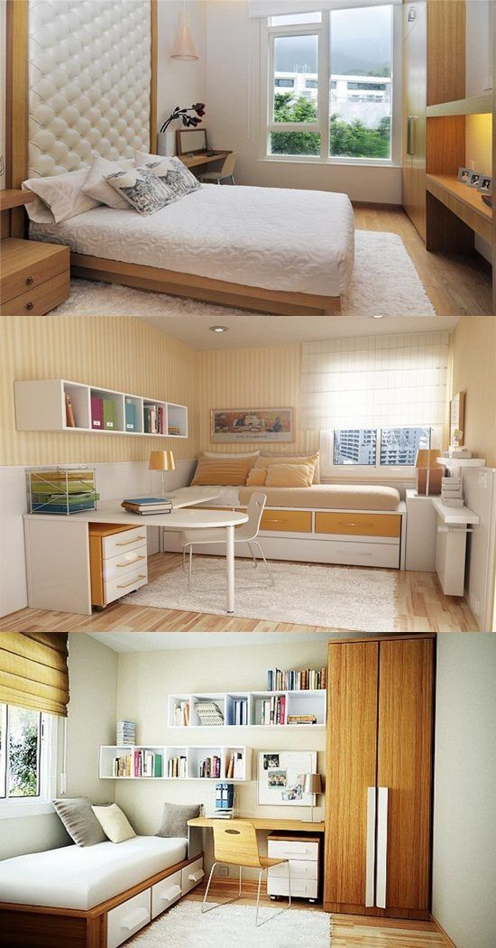 10 Design Tips For Small Bedrooms  Httpinteriordesign4 Prepossessing Small Bedroom Design Tips Inspiration