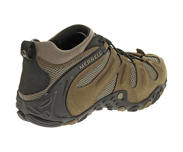 Merrell Men's Chameleon Prime Stretch Hiking Shoe, Size: 15 M, Kangaroo