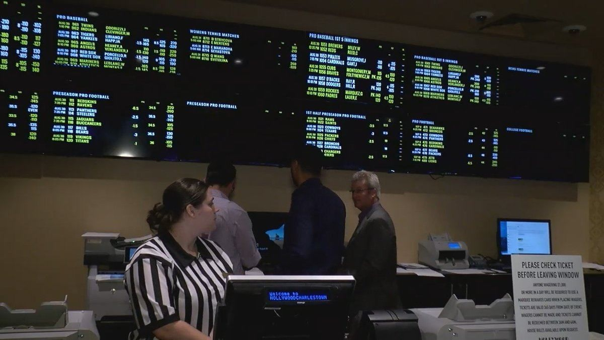 West Virginia Enters the Legal Sports Betting World First