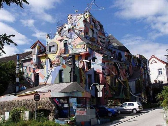 around the world | Strange Buildings Around the World