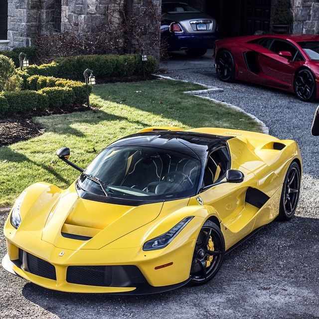 "Luxury Cars: ""Follow @exotic_car_lover For More Photos Of The Worlds"