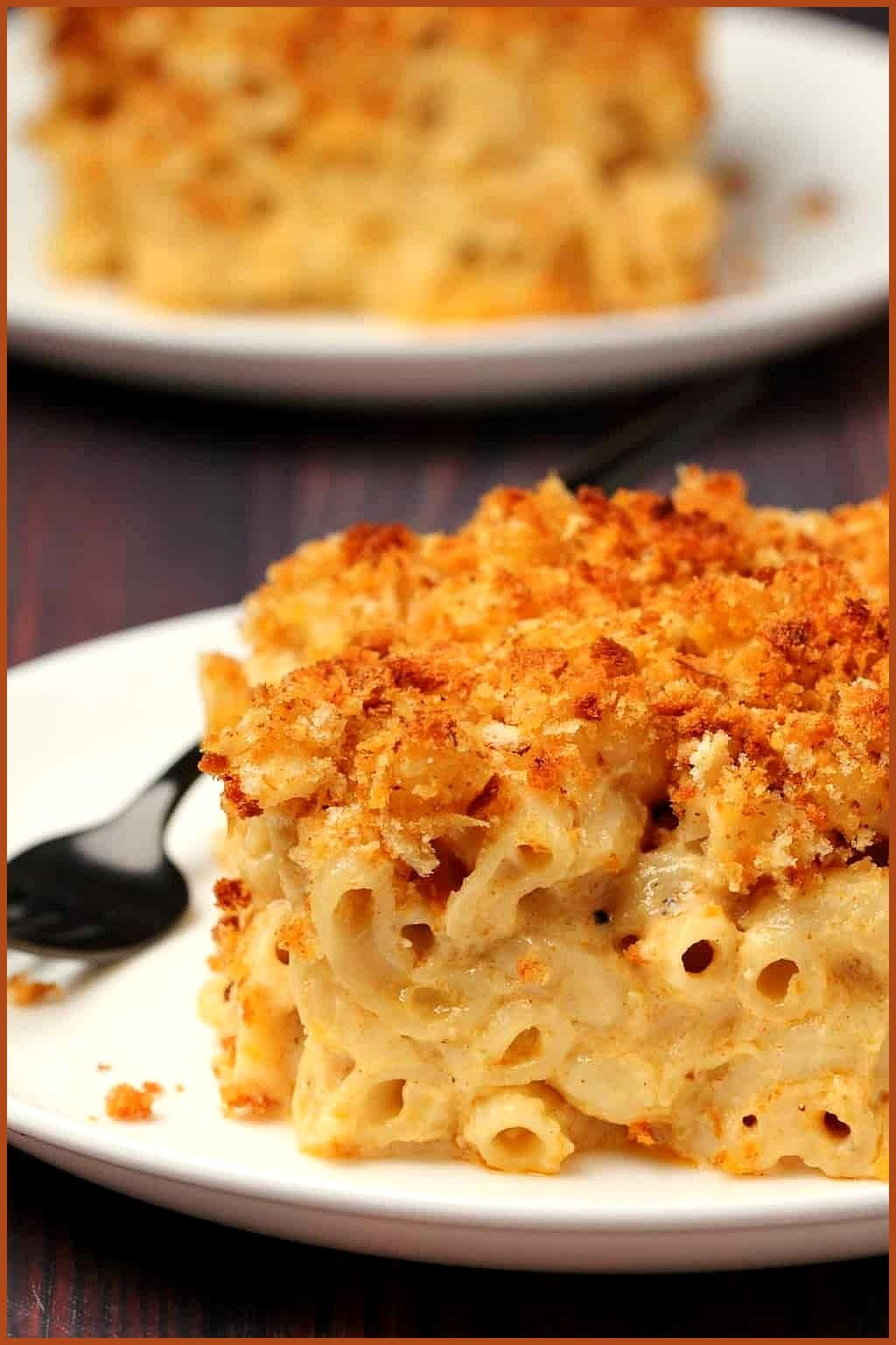 The Best Vegan Mac and Cheese Classic Baked This classic vegan mac and cheese is ultra cheesy saucy