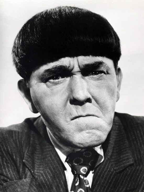 Three Stooges Map Of Europe.A Tribute To Moe Howard Of The Three Stooges Neat People