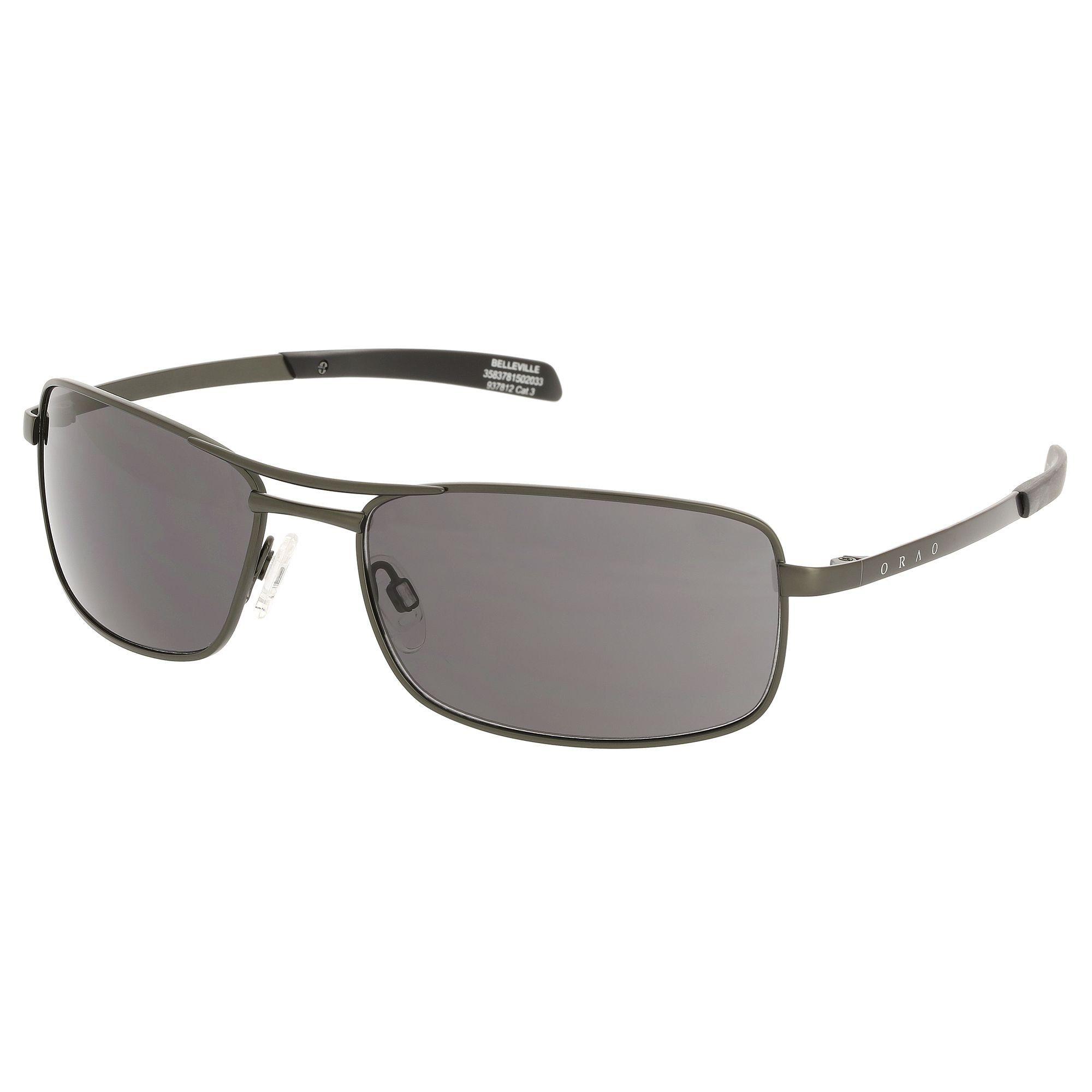 Orao Belleville (Decathlon) - Gafas de sol con montura metalizada y ...