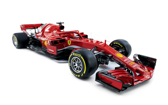 t l charger fonds d 39 cran ferrari sf71h 2018 4k la nouvelle ferrari f1 formule 1 pilotes de. Black Bedroom Furniture Sets. Home Design Ideas