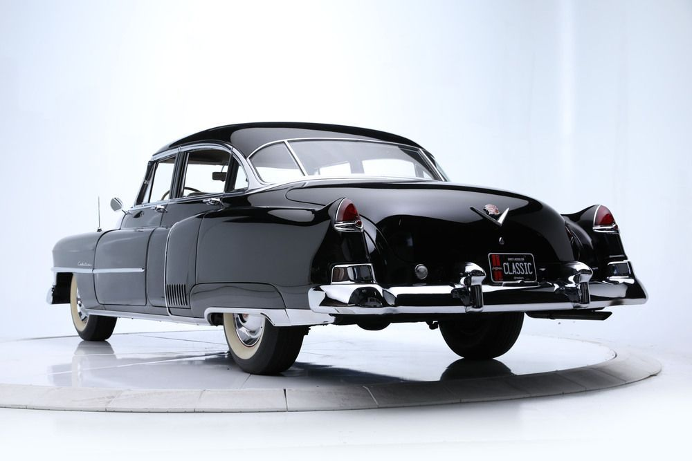 Informations About 1950 CADILLAC FLEETWOOD – Barrett-Jackson Auction Company – W…