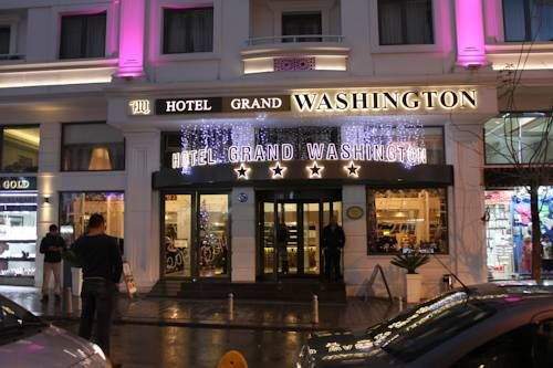 Grand Washington Hotel Istanbul Situated A 13 Minute Walk From The Popular Grand Bazaar This Hotel Features An Outdoor Pool And A Washington Ekonomi Tatiller