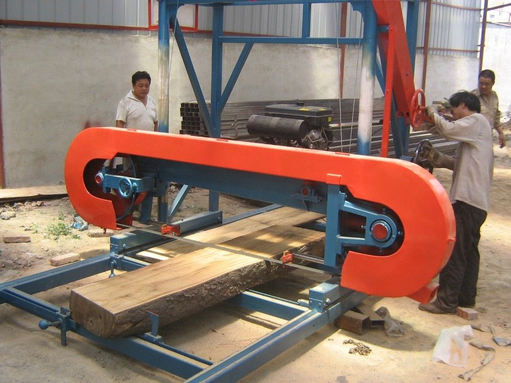 Used Sawmills For Sale >> Timber Saw Mill Mini Woodworking Horizontal Bandsaw Sawmill Of