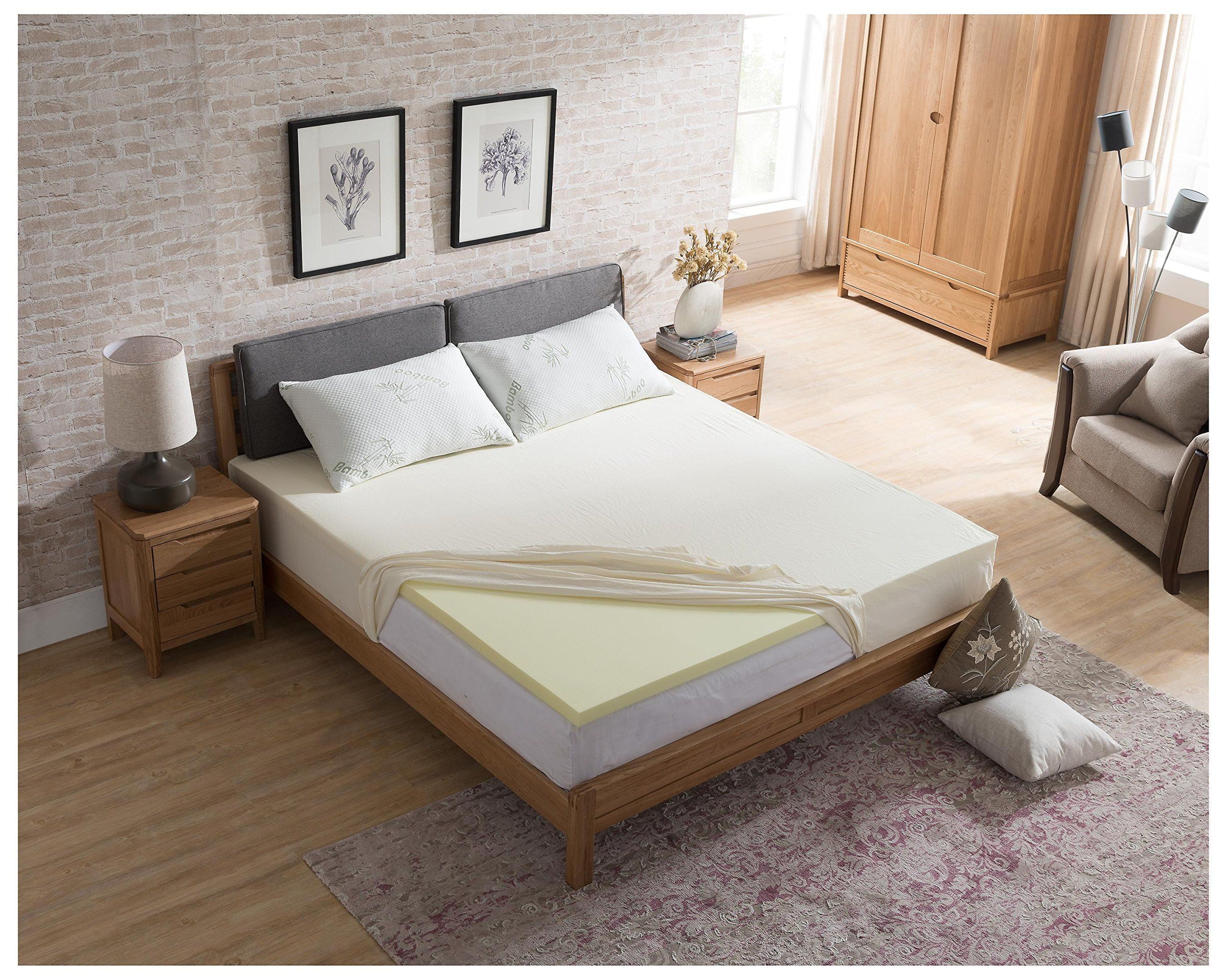 Alveo Memory Foam Mattress Topper King Size Read More Reviews Of The Product By Visiting The Link On The Image Mattress Springs Uk Mattress Best Mattress