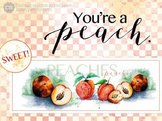 The Leaf Studio | Lunchbox cards from the #orchard #clubscrap #digial kit