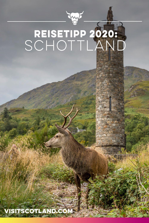 Reisetipp 2020: Schottland